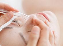 ドクターリセラ美肌再生トライアル 施術の流れ 毛穴吸引